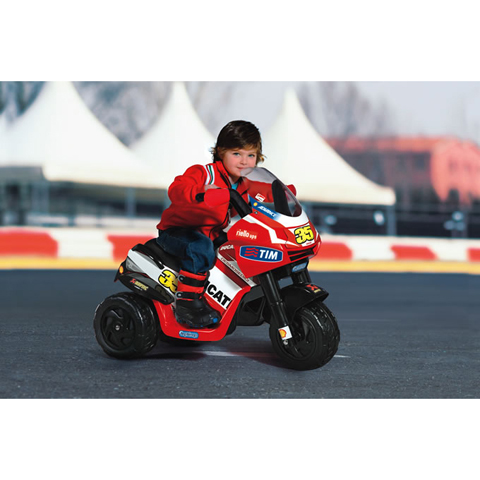 Giocattoli 24+ mesi - Ducati Desmosedici 2014 [batterie] ED0919 by Peg Perego