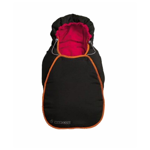 Accessori per il viaggio del bambino - Sacco imbottito per car seat Cabrio Indian Spice 61001010 by Maxi Cosi - Quinny