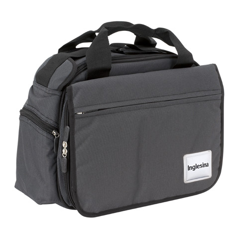 Accessori per carrozzine - Borsa My Baby Bag GR5 Graphite by Inglesina