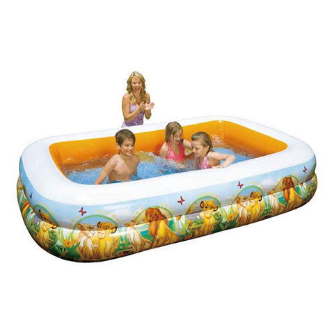 Intex Piscina rettangolare Re Leone