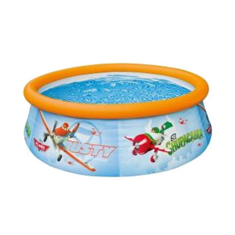Casette, altalene, scivoli, piscine - Piscina Easy - Planes 281022 by Intex