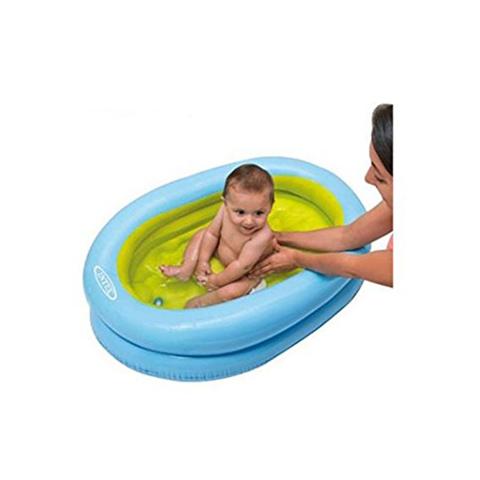 Prodotti igiene personale - Bagnetto baby gonfiabile 484218 by Intex