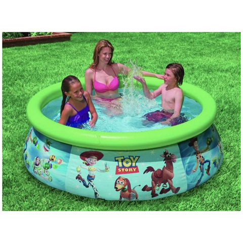 Casette, altalene, scivoli, piscine - Piscina Easy - Toy Story 544004 by Intex