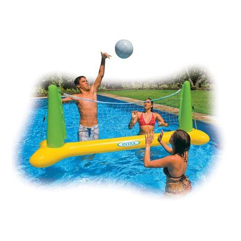 Casette, altalene, scivoli, piscine - Gioco Volley galleggiante 565085 by Intex