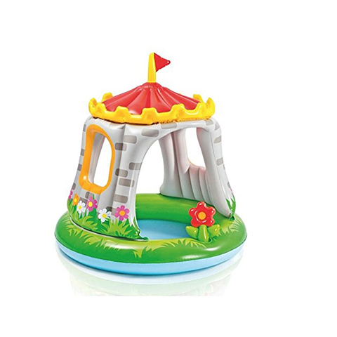 Casette, altalene, scivoli, piscine - Piscina Baby Castello 571222 by Intex