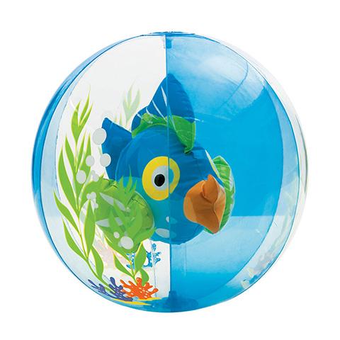 Casette, altalene, scivoli, piscine - Pesce Palla - pallone gonfiabile 580316 azzurro by Intex