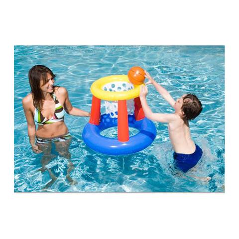 Casette, altalene, scivoli, piscine - Canestro gonfiabile 58504 by Intex