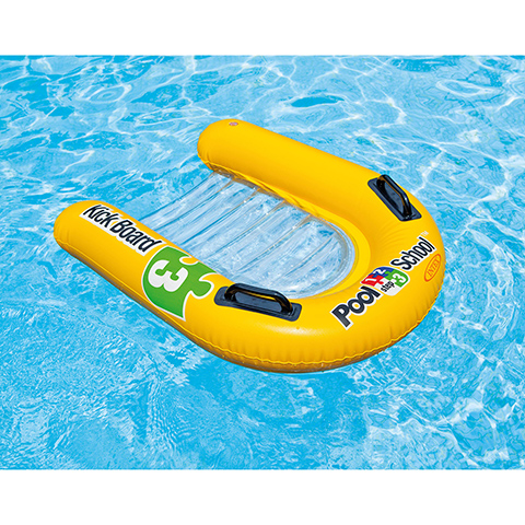 Casette, altalene, scivoli, piscine - Tavola Pool School 581672 by Intex