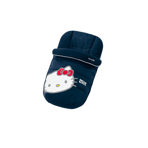 Accessori per il passeggino - Inuit - Sacco invernale Hello Kitty 023 navy by Brevi