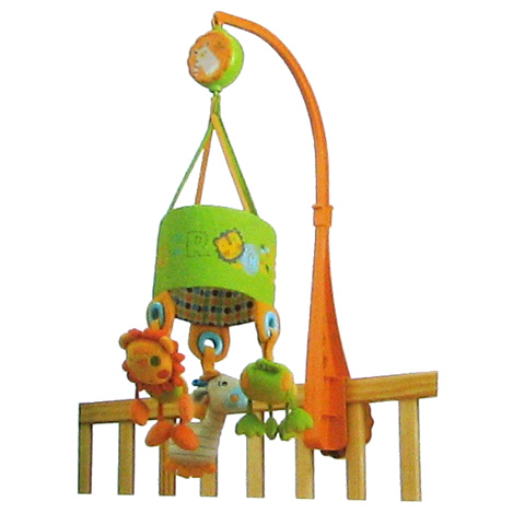 Giocattoli 0+ mesi - Carillon con musica Circus 30522 by Jane