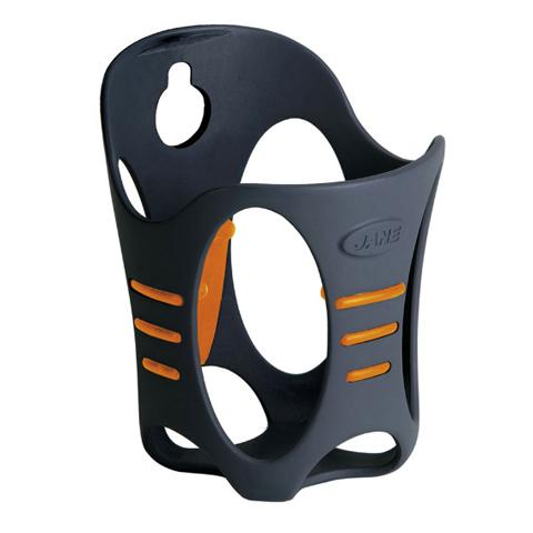 Accessori per il passeggino - Portabicchiere universale per passeggino 4450 - black orange by Jane