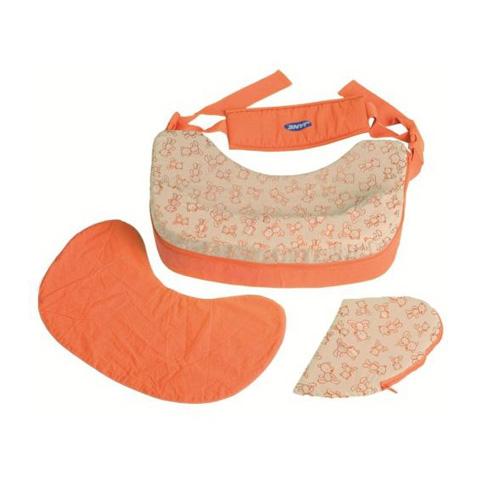 Accessori vari - Cuscino da allattamento Luxe arancio [50267] by Jane
