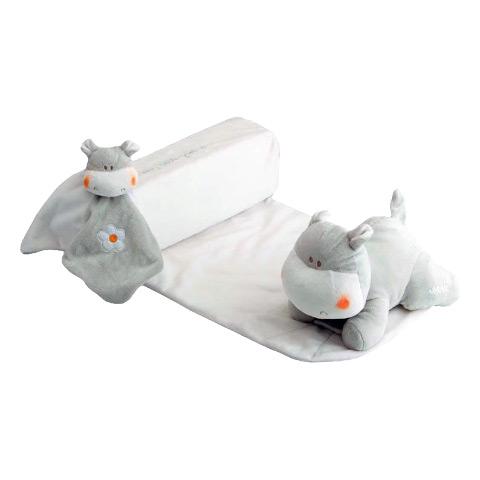 Accessori per la cameretta - Cuscino antisoffocamento Hippo 50253 by Jane