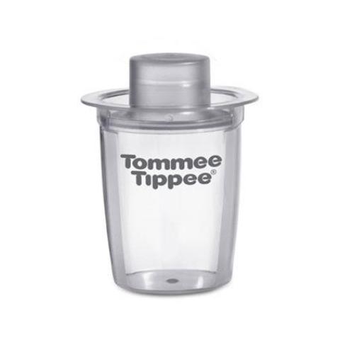 Allattamento e svezzamento - Dosatore latte in polvere da viaggio - Closer to Nature JKL431362 by Tommee Tippee
