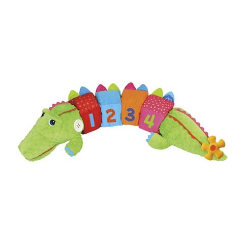 Giocattoli educativi - Coccodrillo blocchi attività KA10568P by Ks Kids
