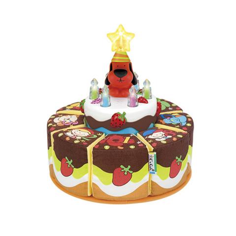 Giocattoli 12+ mesi - La mia prima torta di compleanno KA10543 by Ks Kids