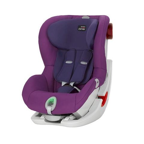 Seggiolini auto Gr.1 [Kg. 9-18] - King II ATS Mineral Purple by Romer