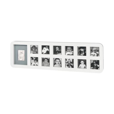 Abbigliamento e idee regalo - Kit Primo Anno white and grey [34120085] by Baby Art