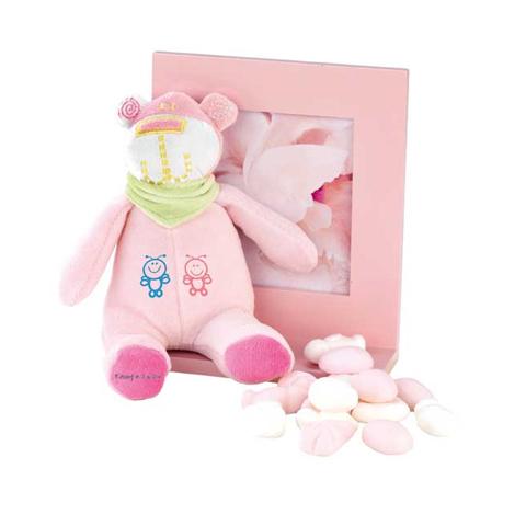 Abbigliamento e idee regalo - Cornice con orso Bubble KZ1002 by Kenny e Zanza