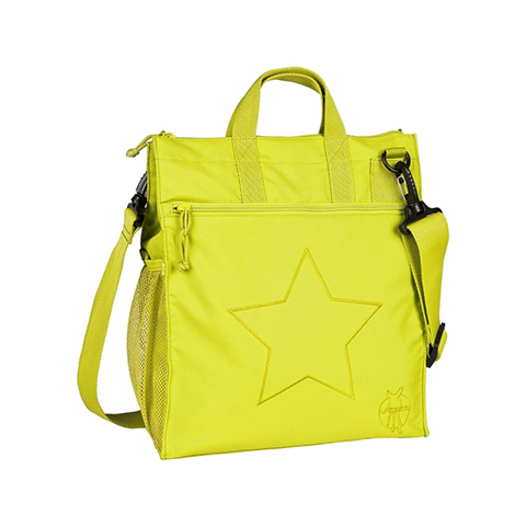 Borse - Borsa Casual Buggy Star Star sulphur spring [LA0170684SP] by Laessig