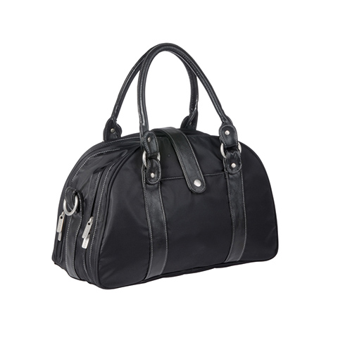 Borse - Borsa Glam Shoulder Bag Black [LA0170667B] by Laessig