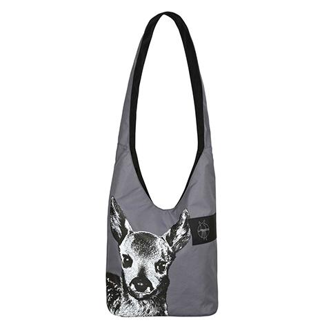 Abbigliamento e idee regalo - Borsa Casual Fan Shopper Ash [LA0170736ASH] by Laessig