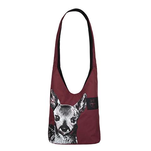 Abbigliamento e idee regalo - Borsa Casual Fan Shopper Red [LA0170737R] by Laessig
