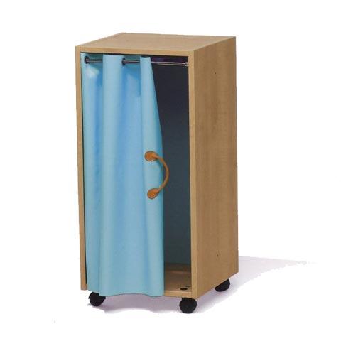 Altri moduli per arredo - Cabin little 070 azzurro by Lazzari