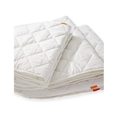 Materassi e linea bianca - Coprimaterasso per letto junior 404153 - Panna by Leander