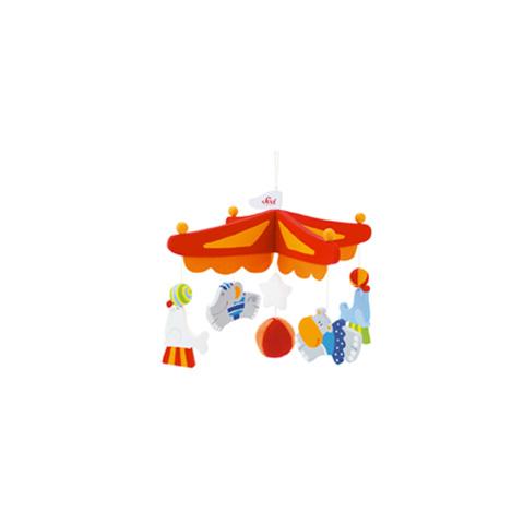 Abbigliamento e idee regalo - Giostrina a croce Le Cirque 82067 by Sevi