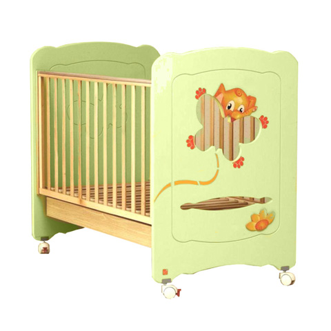 Lettini - Dumby Verde by NCR arredo baby