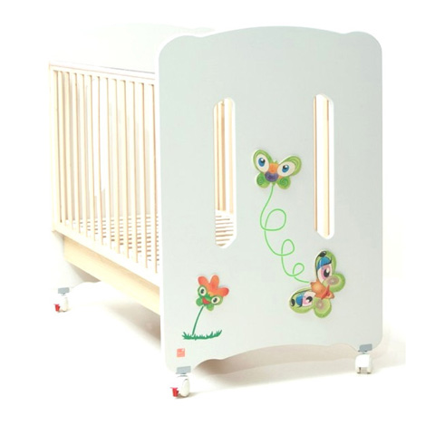 Camerette complete - Family Avorio [mobili faggio] by NCR arredo baby
