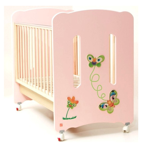 Lettini - Family Rosa by NCR arredo baby