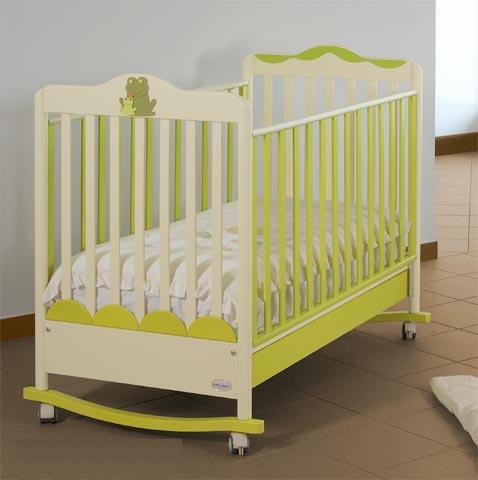Lettini - Lettino Carioca Giallo by Baby Expert
