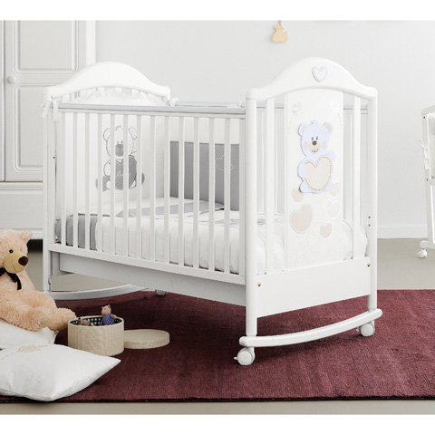Lettini - Baby Baby Bianco by Pali