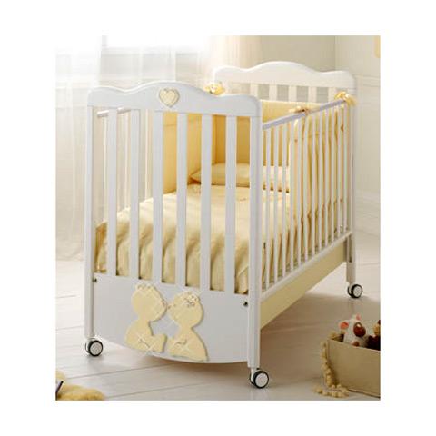 Lettini - Primo Amore - linea Swarovski Bianco/Panna by Baby Expert