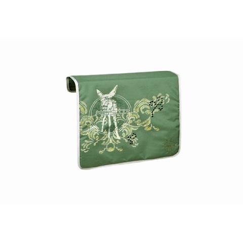Borse - Front cover di ricambio per borsa Messenger world of bambi [LFT103R] - olive by Laessig