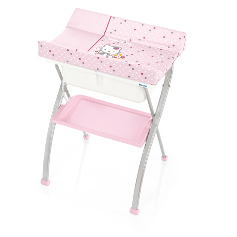 Bagnetti fasciatoio - Lindo - Hello Kitty 451 Petites Fleurs by Brevi
