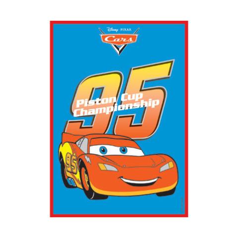 Tappeti per camerette - La piu veloce in gara cm. 230x160 [cars1] by Loloey