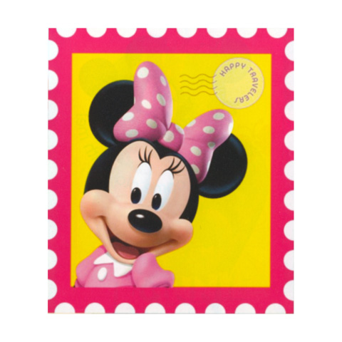 Tappeti per camerette - Francobollo di Minnie cm. 80x93 [clubhouseMinnieStamp] by Loloey