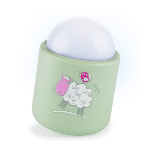 Complementi e decori - Luce Nomade antipaura green Sheep by Pabobo