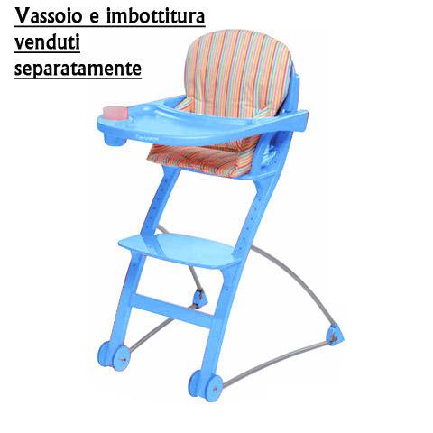 Seggioloni - Lu-Lu azzurro by Foppapedretti