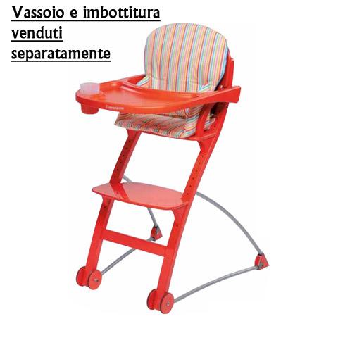Seggioloni - Lu-Lu rosso by Foppapedretti