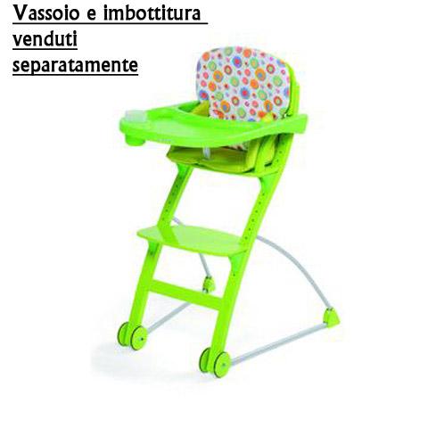 Seggioloni - Lu-Lu verde by Foppapedretti