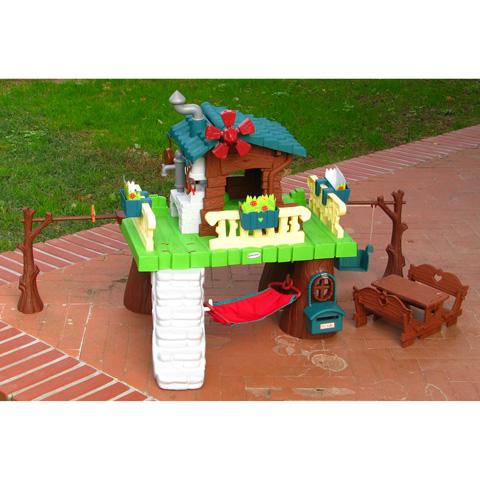 Giocattoli per i pi� grandi - La casa degli amici della foresta BERCHET by Smoby