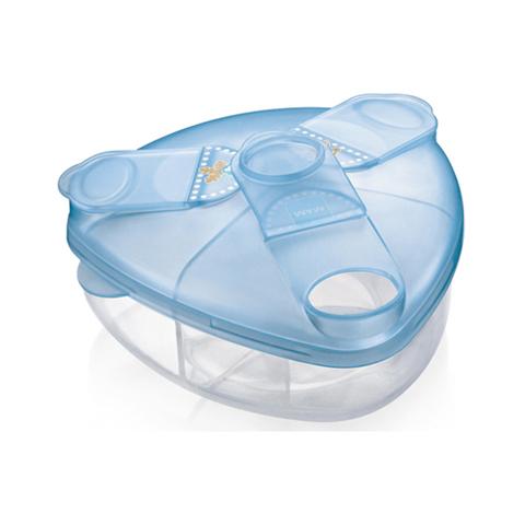 Allattamento e svezzamento - Milk Box - Contenitore di latte in polvere azzurro  [21620] by Mam