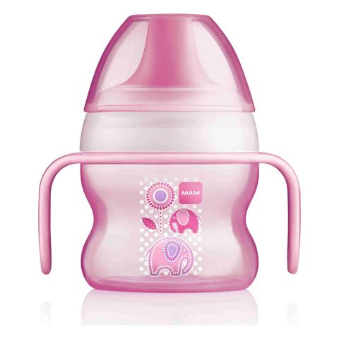Biberon e succhiotti - Starter Cup - 150 ml. rosa  [23005] by Mam