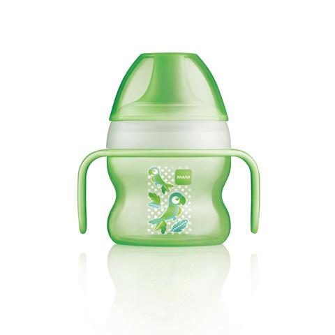Biberon e succhiotti - Starter Cup - 150 ml. verde  [23005] by Mam