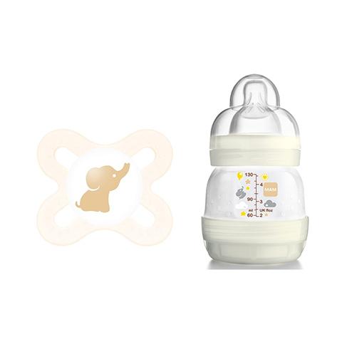 Mam First bottle 130 ml con succhietto Start Nanò
