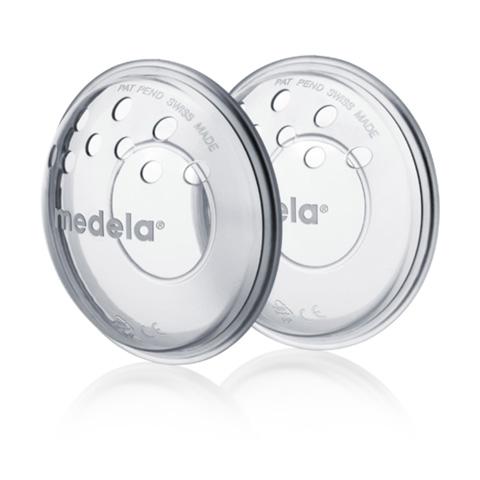 Allattamento e svezzamento - 2 modellatori del capezzolo 008.0228 by Medela